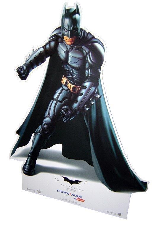 silhouette-batman